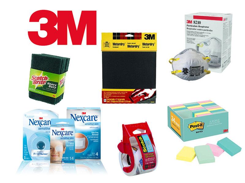 3M 品牌产品